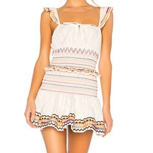 Tularosa Janine Dress (Revolve) (Size XXS)